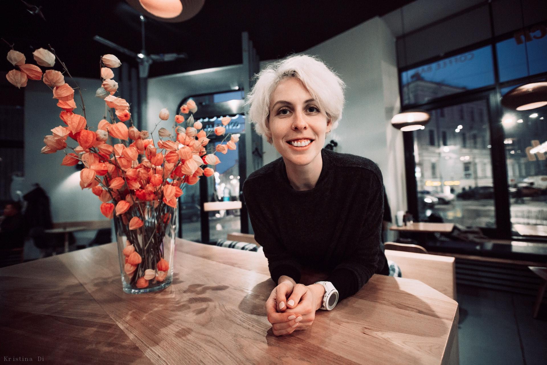 Lena Degtyar Podcast